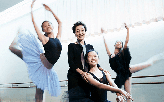 Teacher, Ballet, Passion