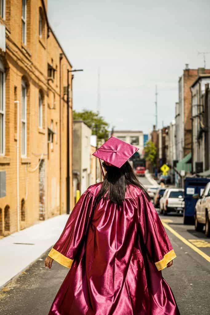 Cum Laude, Graduate, Single Mom